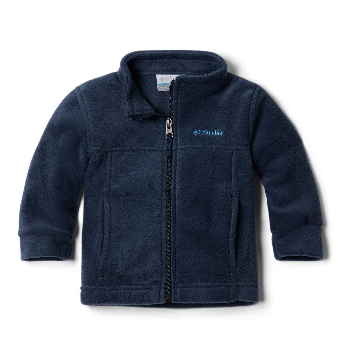 Columbia Boys' Toddler Steens Mt II Fleece Jacket, Collegiate Navy, 3T by Columbia