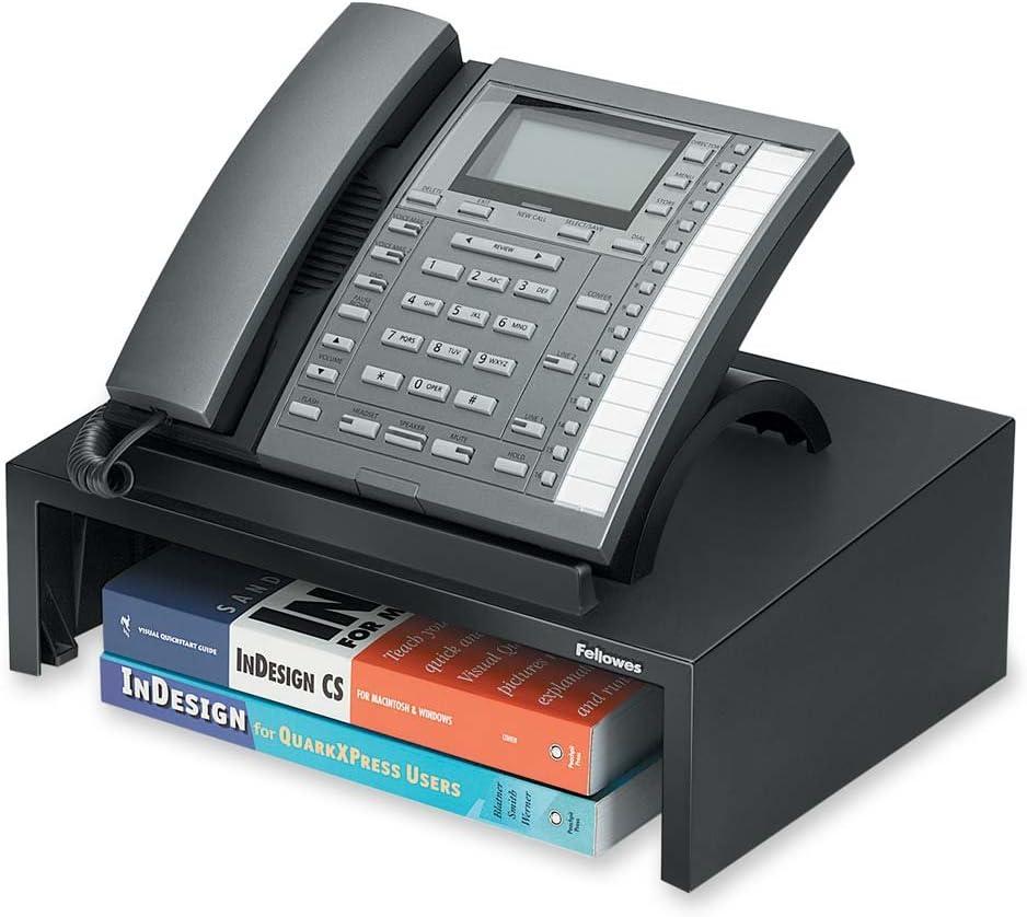 Fellowes 8038601 Designer Suites - Phone Stand,Black