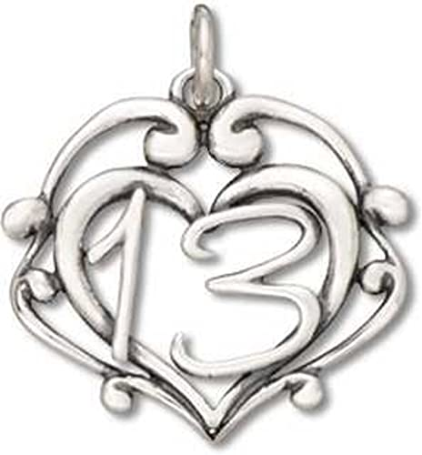 Sterling Silver Charm Bracelet Attached Quinceanera 15 Anos Inside Of Hearts Scrolls Birthday Charm