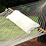 Hatteras B-11 Artist – Chambray Natural – Traditional Hammock Pillow Review