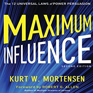 Maximum Influence: 2nd Edition Audiobook