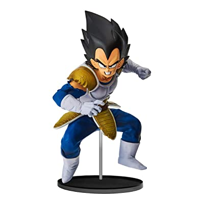 Banpresto 35852 DBZ World Colosseum 2 Vol. 6 Vegeta Figure: Toys & Games