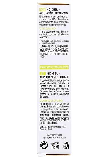 Amazon.com : Noreva Exfoliac Nc Gel Local Care 30ml : Pore Cleansers : Beauty