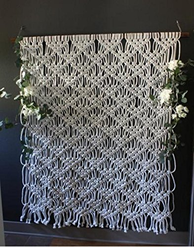 Chic Style Macrame wall art - rope home wall art decor