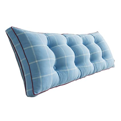 Amazon.com : Xing Hua home Cushion bed double long pillows ...