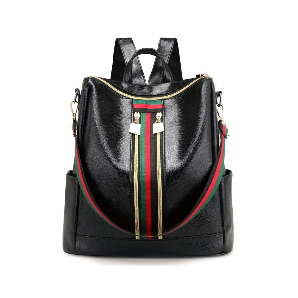 Women Backpack Purse Waterproof Fashion Rucksack Lightweight School Shoulder Bag