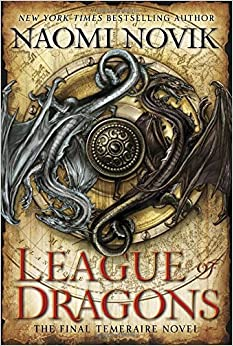 Book League of Dragons (Temeraire)