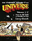 Cartoon History of the Universe Volumes 1-7, Larry Gonick, 0385265204