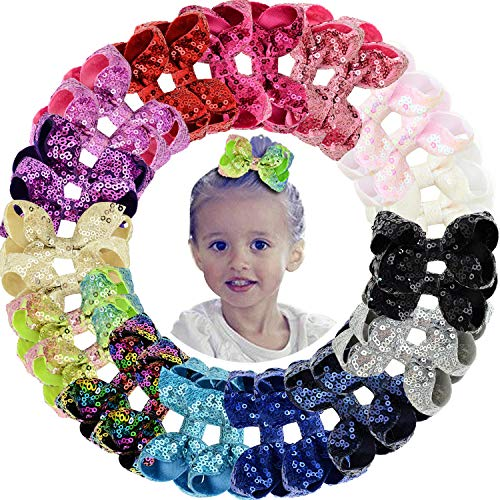 Sparkly Grosgrain Boutique Toddlers Children product image