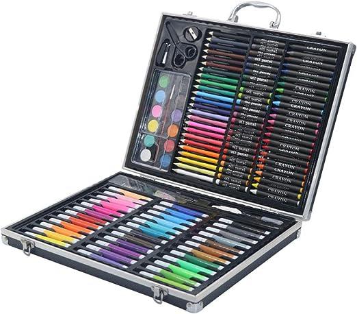 Adecuado para Dibujo Infanti,Caja de Aluminio para niños, Sistema ...