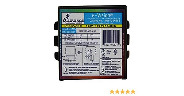 70W BALLAST Venture Ventronic VYB070PNO 70 watt Electronic  For MH//HPS LAMP