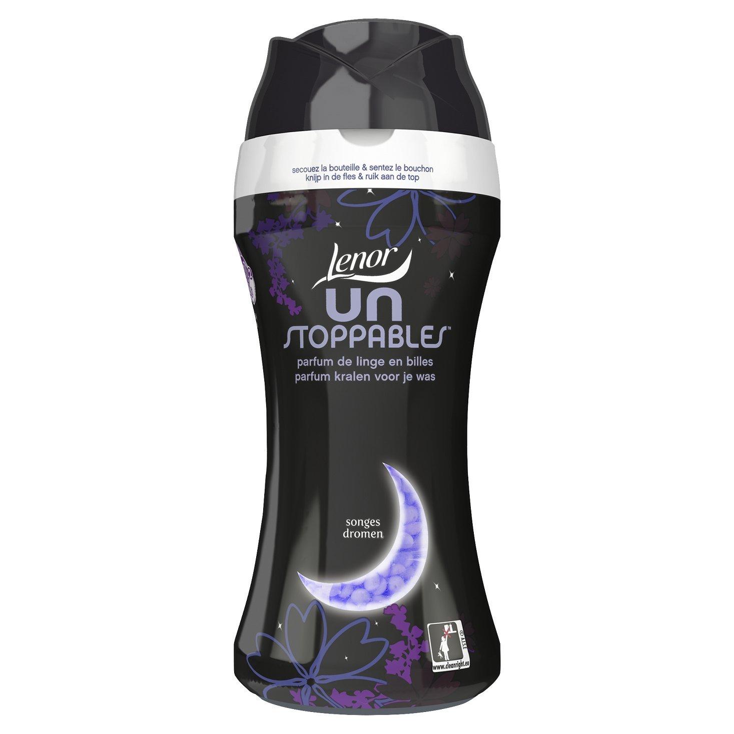 Lenor Unstoppables - Pasión - Perlas de perfume para la ropa, primavera, 15 lavados, 275 g: Amazon.es: Salud y cuidado personal