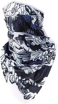 Magic Headwear Blue Cocktail Fire Outdoor Scarf Headbands Bandana Mask Neck Gaiter Head Wrap Mask Sweatband