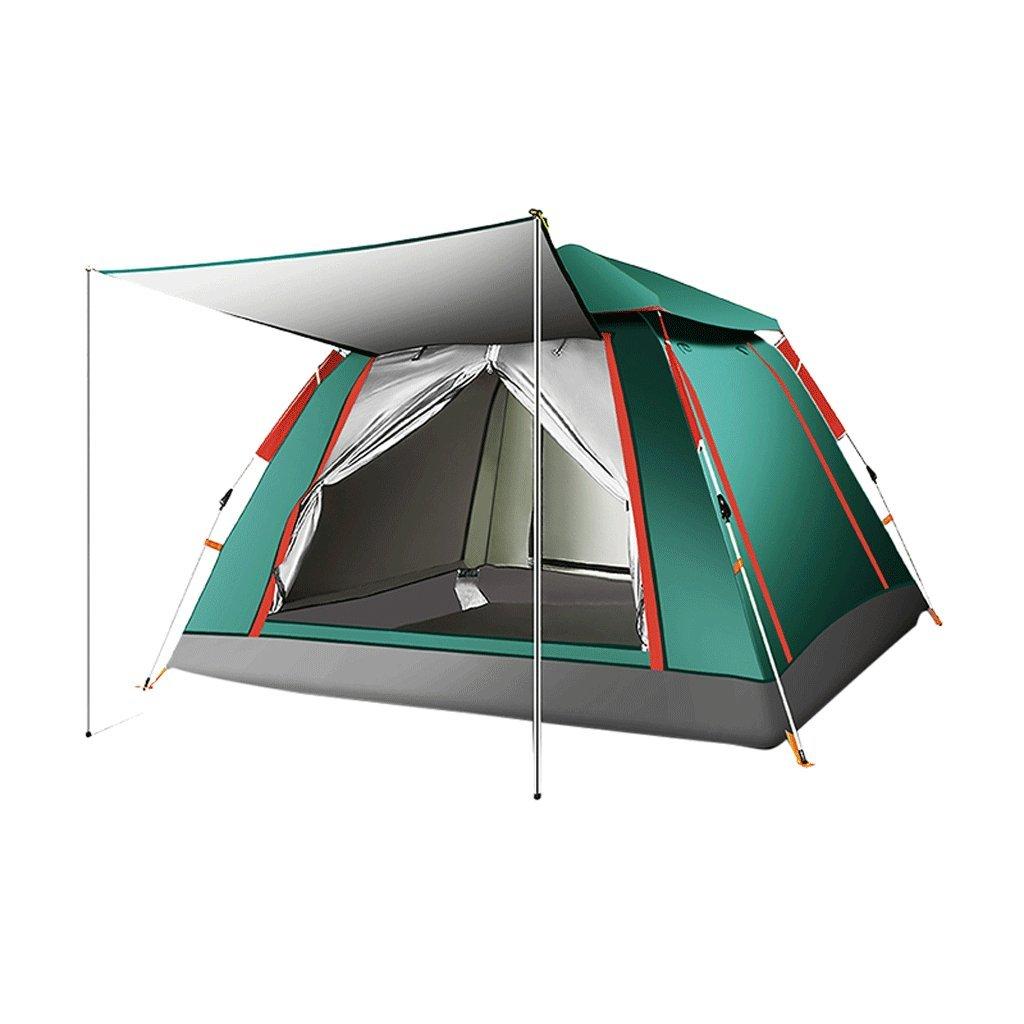 TLMY Explorer Auto Zelte  Padded Rain Field Camping Camping Zelte (Farbe  Zelte  Blau) de4760
