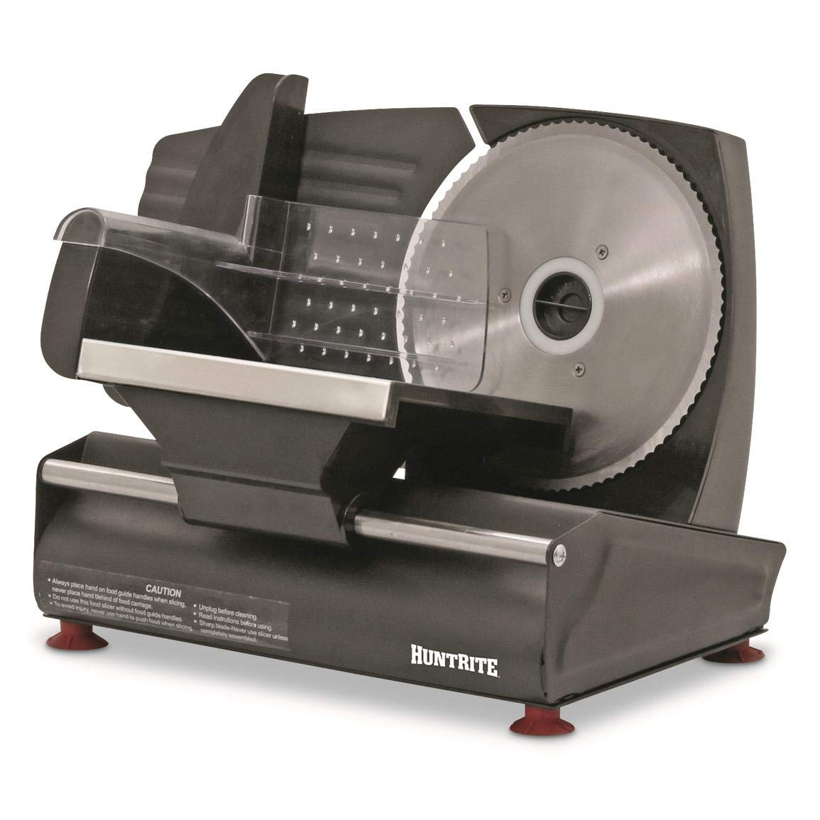 HuntRite 7.5'' Electric Meat Slicer by Huntrite (Image #1)