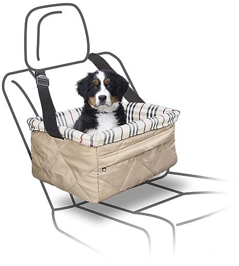 Amazon.com: Bundaloo - Asiento de coche para perro ...