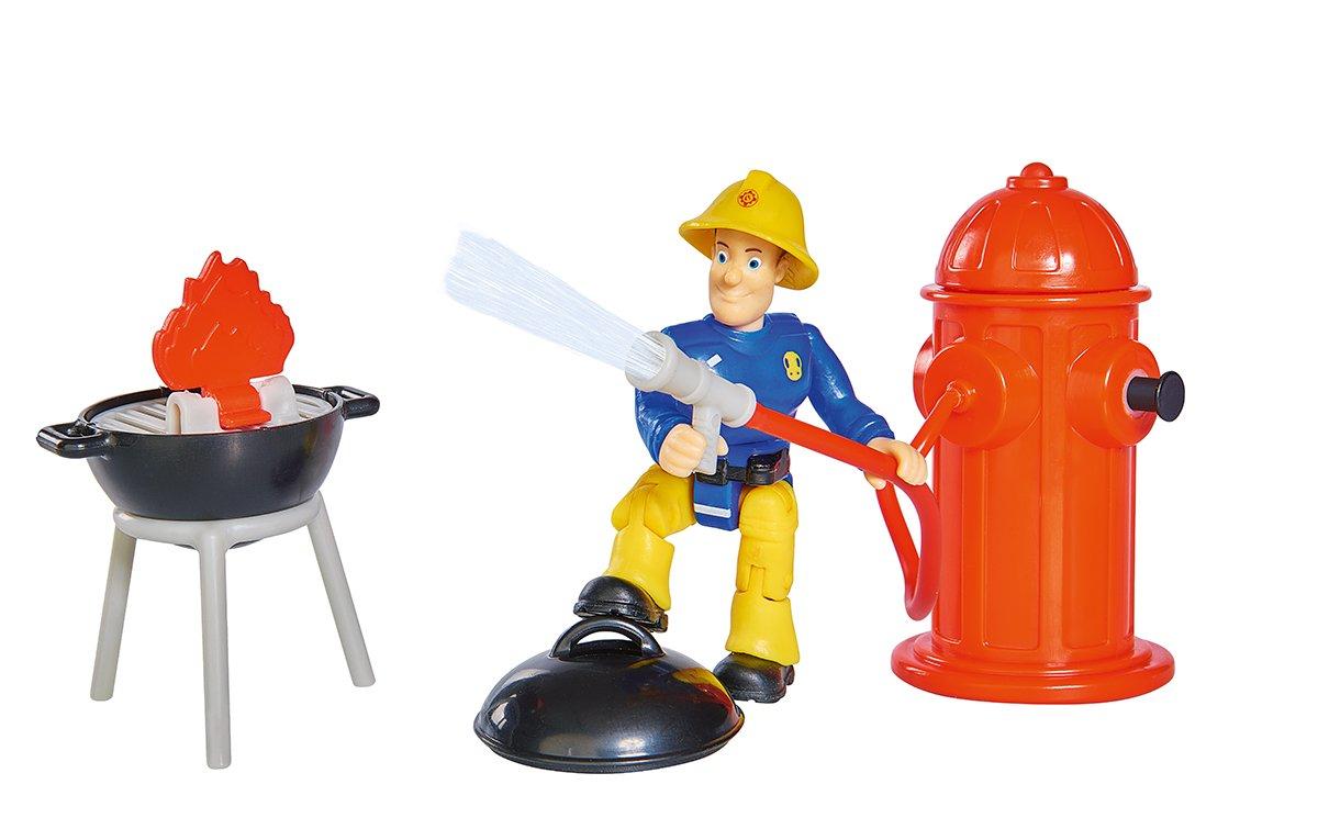 speil Giocattolo Simba 109251000/ /Sam Il Pompiere estintore di Set