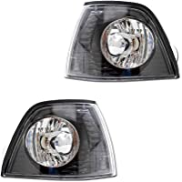 Pro Car Parts Clear Front Corner lights for Ford F150 96-97