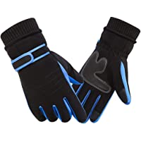 Makalon 2020 Men Winter Warm Motorcycle Ski Snow Snowboard Gloves