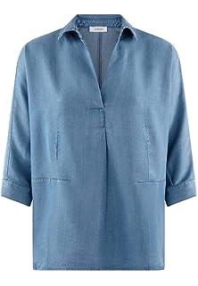 12d6221a1d31 Promod Manteau Droit Femme Vieux Rose 48  Amazon.fr  Vêtements et ...