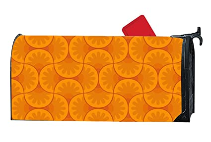 Amazon.com: Babby saludando naranja buzones buzón de correo ...