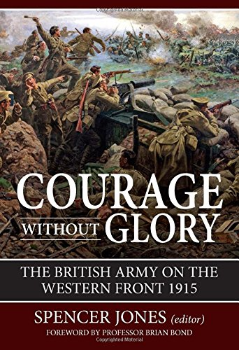 Guts Without Glory: The British Army on the Western Front 1915 (Wolverhampton Military Studies)
