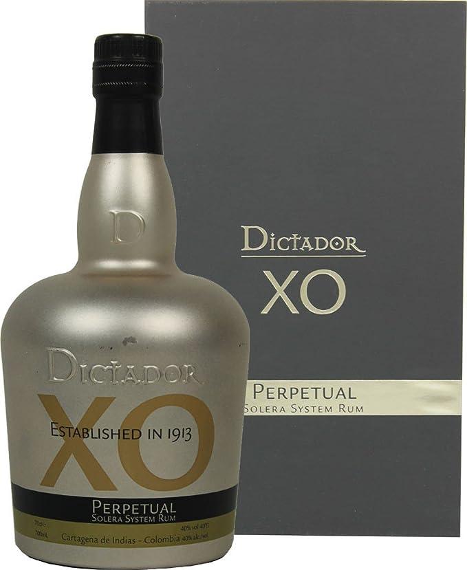 Dictador Perpetual XO Gold Rum 70 cl botella de Colombia ...