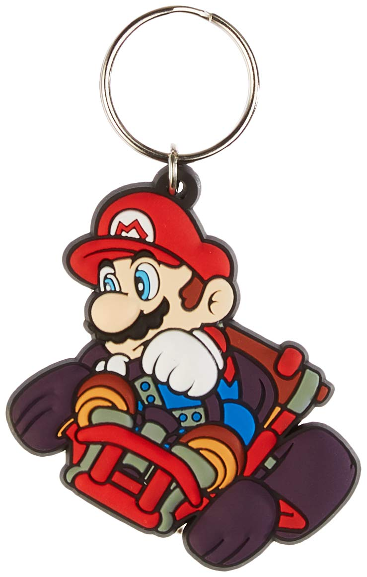 Pyramid International Mario Kart - Llavero Mario Drift