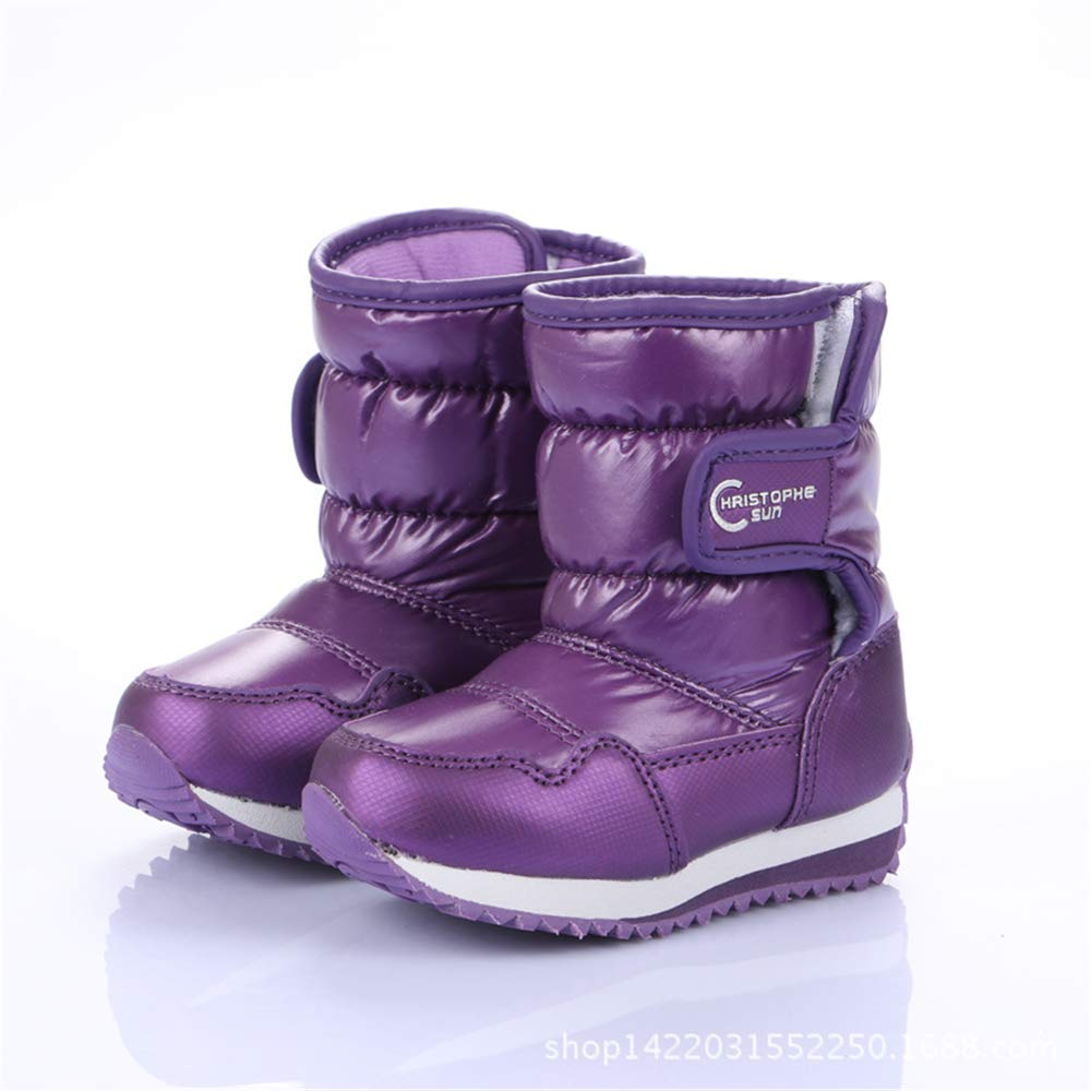Man/Woman zgshnfgk Kids Snow Boots Outdoor Waterproof Waterproof Waterproof Winter Kids Shoes (Toddler/Little Kid/Big Kid) Ideal gift for all occasions Year-end sale Vintage tide shoes HG2774 a0174e