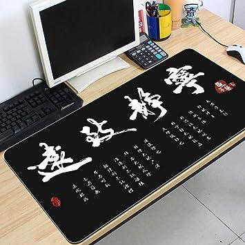 fangfaner Alfombrilla de ratón de computadora Personalizada ...
