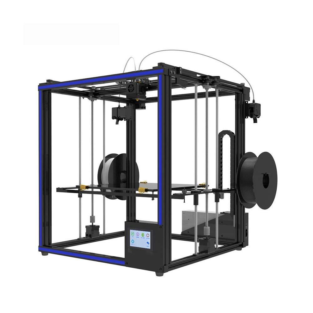 Zxllyntop Impresora 3D Alta precisión y Gran tamaño de Escritorio ...