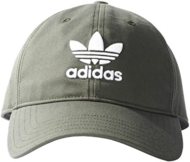 Casquette adidas Trefoil vertblanc taille: OSFL (Taille
