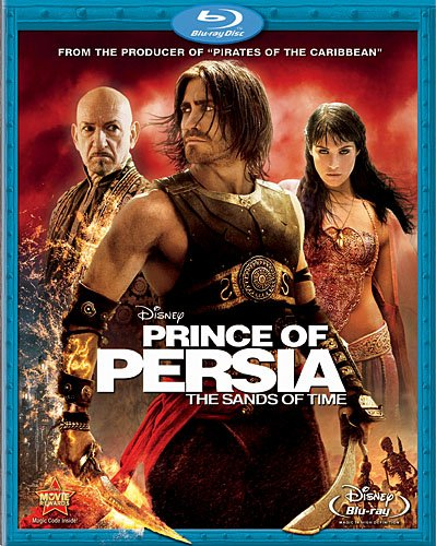 Blu-ray : Prince Of Persia: The Sands Of Time (, Dubbed, Dolby, AC-3, Digital Theater System)