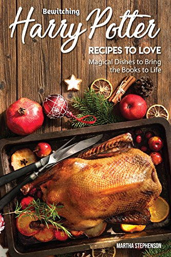Top Love Label (Bewitching: Harry Potter Recipes to Love: Magical Dishes to Bring the Books to Life)