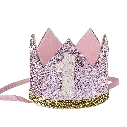 WATERMELON Hecho a Mano 1 año de Edad bebé cumpleaños Corona ...