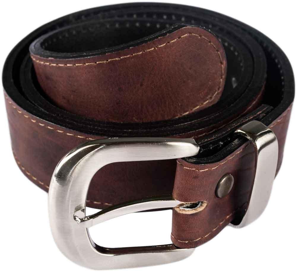 Atitlan Leather Creisy Brown Leather Money Belt (44)