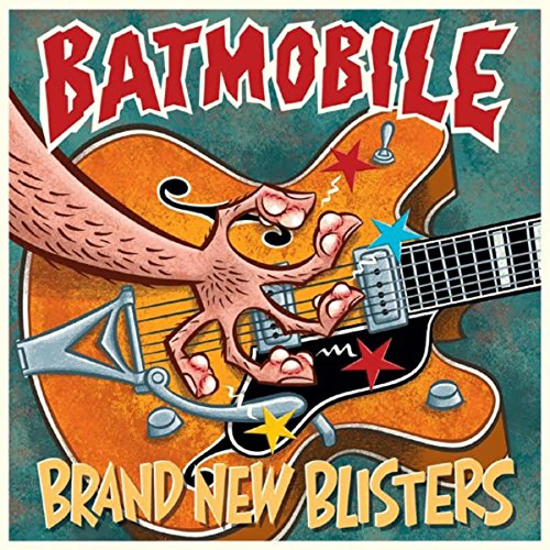 Batmobile - Brand New Blisters (2017) [FLAC] Download