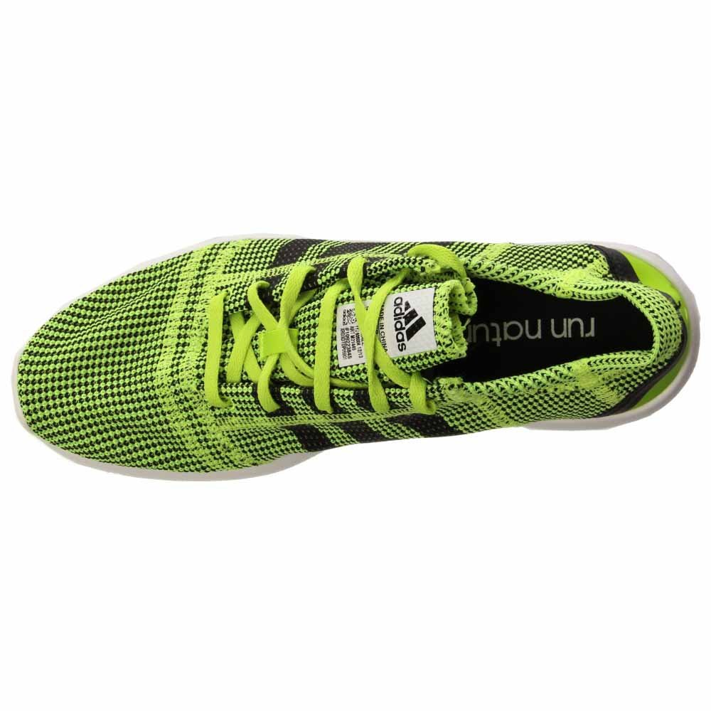 9c284869491 adidas Performance Men s Element Refine Tricot M Lifestyle Running Shoe Lime  Blue 13 D(M) US  Buy Online at Low Prices in India - Amazon.in
