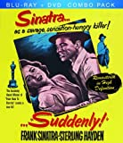 Suddenly Blu-Ray + DVD Combo Pack