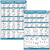 QuickFit 10 Pack - Exercise Workout Poster Set