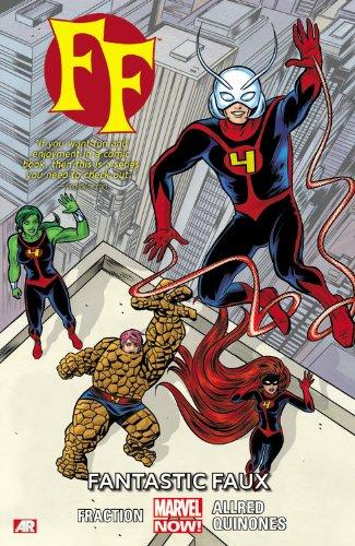 Ff   Volume 1  Fantastic Faux  Marvel Now   Marvel Now  Ff