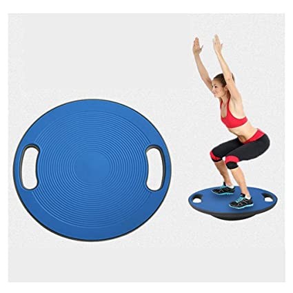 Yoga Balance Plate Half Ball Pilates Fitness Board Inicio ...