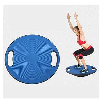 Yoga Balance Plate Half Ball Pilates Fitness Board Inicio ...