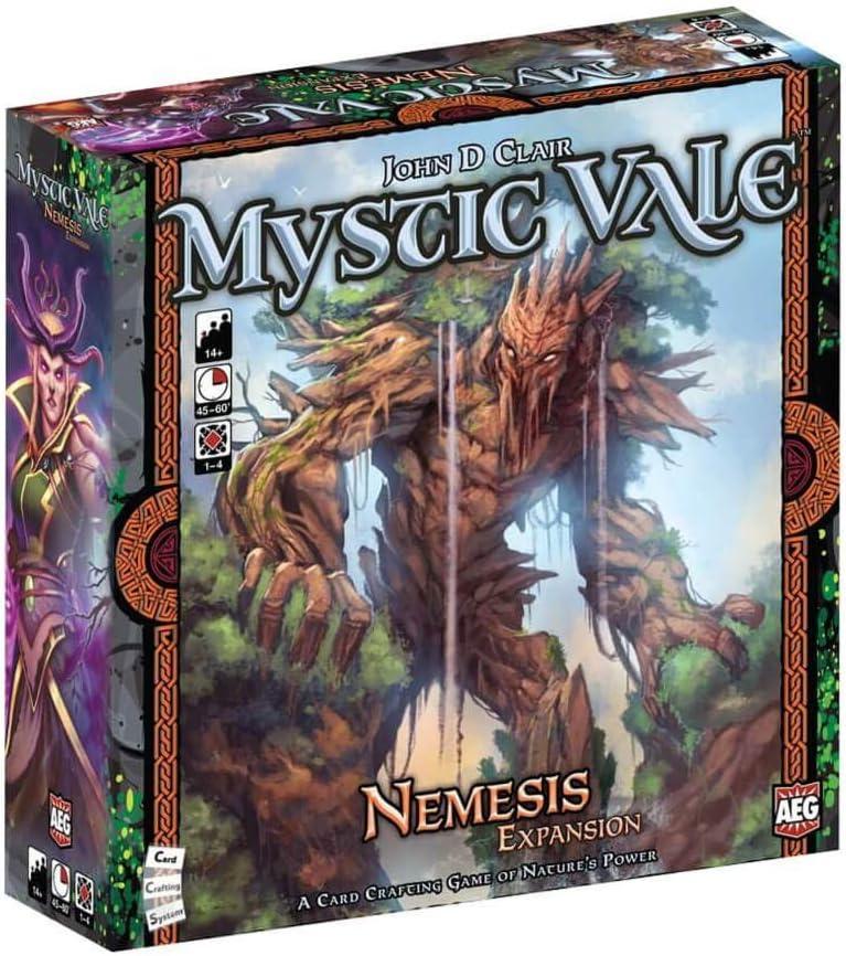 Alderac Entertainment Group (AEG) Mystic Vale: Nemesis Expansion (ALD07074)