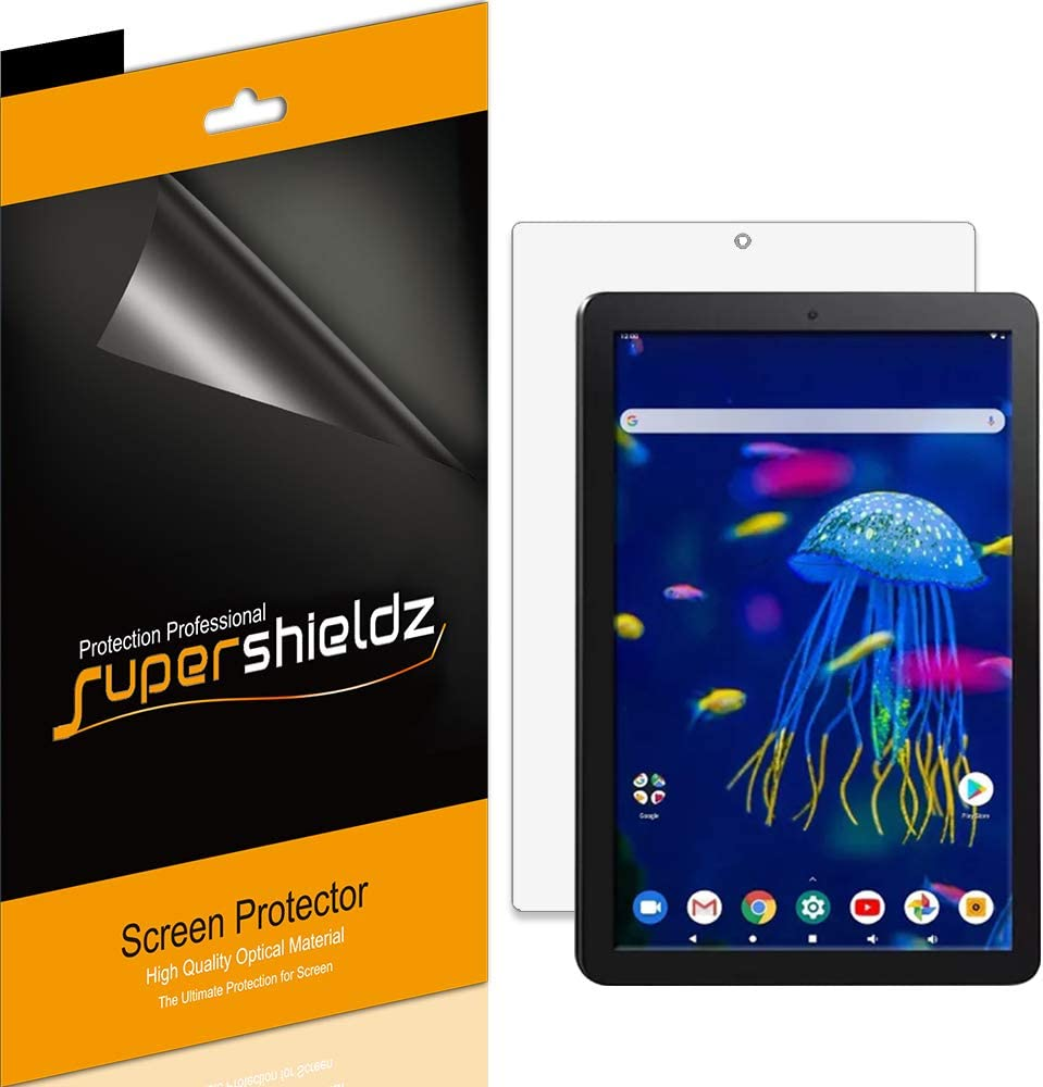 Supershieldz for RCA 10 Endeavor 10 inch Screen Protector Anti Glare and Anti Fingerprint 3 Pack Shield Matte
