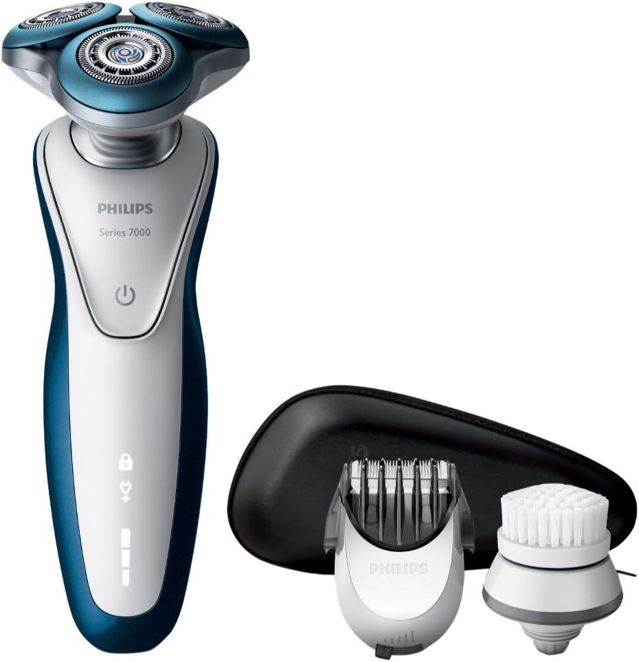 Philips afeitadora eléctrica Series 7000: Amazon.es: Salud y ...