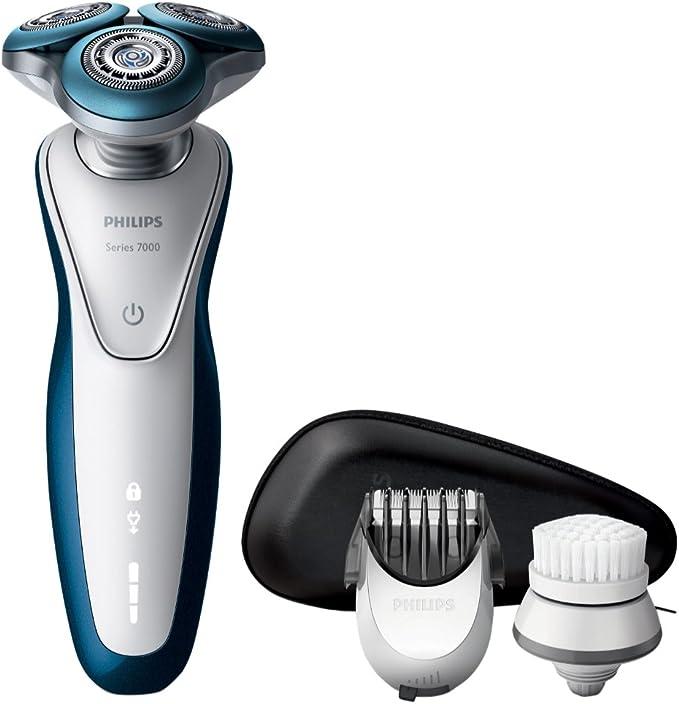 Philips afeitadora eléctrica Series 7000: Amazon.es: Salud y cuidado personal