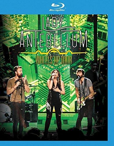 Lady Antebellum Wheels Up Tour] [Blu-ray]