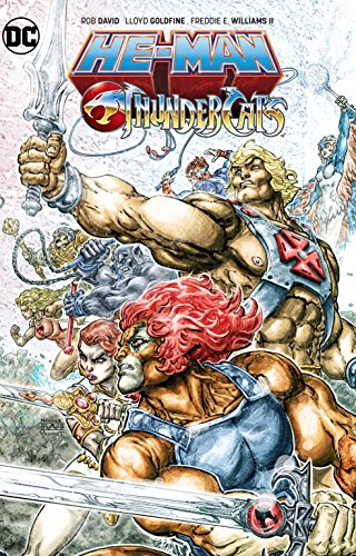 He-Man/Thundercats (He-Man and the Masters of the Universe) ()
