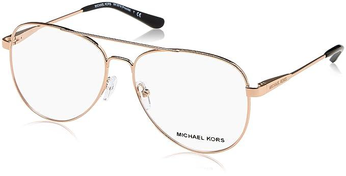 Michael Kors Eyeglasses Procida MK3019 MK/3019 1116 Rose Gold ...